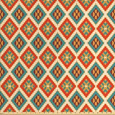 Mexican Pattern Fabric