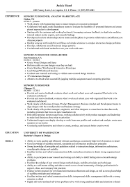 Ux Designer Resume Examples Senior UX Designer Resume Samples Velvet Jobs 17
