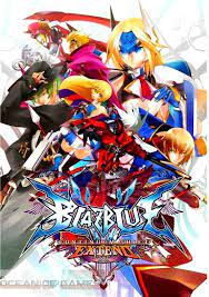 She also has black heels with red stripes, which matches her hair. Blazblue Continuum Shift Extend Free Download