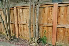 wood framed corrugated metal fence reclaimed corrugated