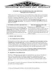 Health Plan Template Non Medical Home Care Business Plan Template Business Plan Template 23