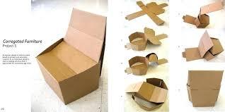 cardboard chair design. Cardboard Chair Designs Project Ideas Design