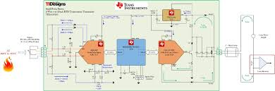 tida 00165 small form factor 2 wire 4 to 20ma current loop rtd schematic block diagram