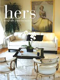 HERS: Design with a Feminine Touch: Jacqueline deMontravel: 9780307885982:  Amazon.com: Books
