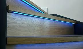 led stairway lighting. Led Stairwell Lighting Light Design Amusing Stair Throughout Stairway With  Ir Trip Sen