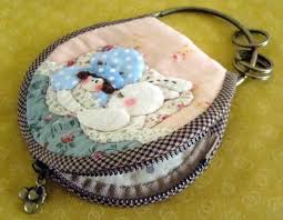 159 best â?¡ Key Covers â?¡ images on Pinterest | Key covers, Key ... & Marmalade: Applique key pouch and purse Adamdwight.com