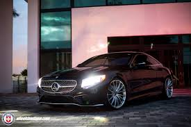 Mercedes Benz S550 Coupe on HRE P103's by Wheels Boutique ...