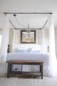 Diy Canopy Bed Diy Canopy Beds Bring Magic To Your Home