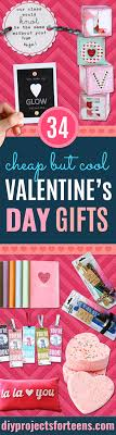 diy valentine s day gift ideas make these easy and inexpensive crafts and valentine projects
