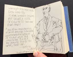 Notes And Quotes From A Book Abz Paperless Sketchbook Journal