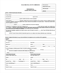 Rental Credit Application Rental Application Free Word Documents Download Free Basic