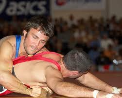 Frayer Wrestling Mens Freestyle Championships 66kg Chris Bono Sunkist Kids Def