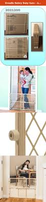 evenflo safety baby gate  adjustable extra wide and tall modern