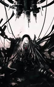Dark Anime Phone Wallpapers - Top Free ...