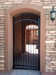 home security doors chandler az jlc enterprises within gates for homes idea 7 home security gates26