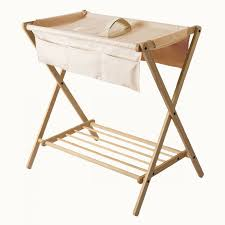 Folding changing table Home Nature Baby Natural Changetable Nature Baby
