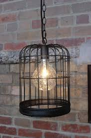 Birdcage-Light-with-crystal-LED-light-bulb-ideal-