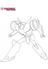 Small Picture Sideswipe Transformers Robots in Disguise Coloring Page Golf