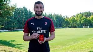 calciatori del Milan: Donnarumma ...