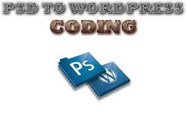 PSD to Wordpress coding - Social Media Promotions