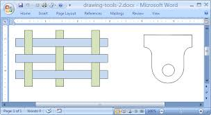 office drawing tools. Drawing Tools Office I