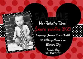 mickey mouse clubhouse birthday invitations card invitation mickey mouse birthday invitations template