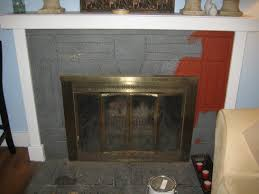 top 81 magnificent ways to update a brick fireplace old red brick fireplace fireplace paint inside brick fireplace painting a fireplace surround white