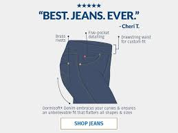 Pajama Jeans Size Chart Official Site Of Pajamajeans Pajamas You Live In Jeans