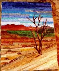 363 best Landscape Quilts images on Pinterest | Beach blanket ... & Barbara Strobel Lardon Art quilts: Quilt Shows Adamdwight.com