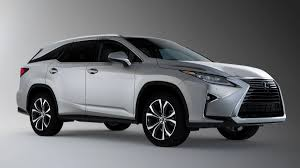 2018 lexus rx 350 3rd row. 2018 lexus rx 350l adds a third row for the los angeles auto show photo 1 rx 350 3rd