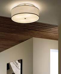 modern flush lighting lighting design ideas modern metal glass kitchen white mini