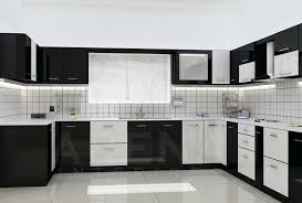 black and white kitchen chic design kitchen in black and white modular in and theme on black and white kitchen black and white tiles