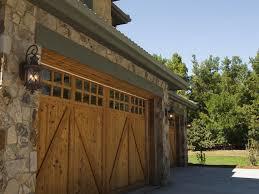 wood garage door panels60 Residential Garage Door Designs Pictures