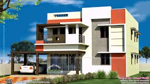 South Indian House Front Elevation Designs