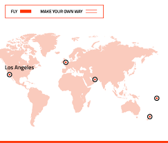 Multi City Flight Routes Sta Travel