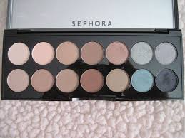 sephora natural instincts eyeshadow palette muabs and sell makeup