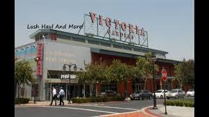 victoria gardens mall haul lush and more