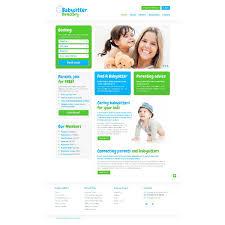 Babysitters Online Free 11 Babysitter Website Themes Templates Free Premium Templates