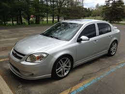 2009 Chevrolet Cobalt SS/TC Sedan!! Silver!! Loaded!! - Saturn ION ...