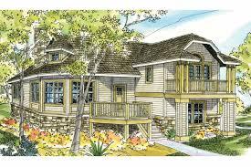 cottage house plan eagle creek 30 725 front elevation