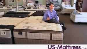 stearns and foster pillow top. Stearns \u0026 Foster Estate Mazie Luxury Plush Euro Pillowtop Mattress And Pillow Top E