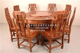 rosewood round dining table rosewood