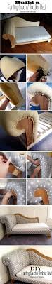 best ideas about building furniture diy build and upholster your own toddler bed fainting couch sawdust and embryos