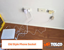 top 5 common phone line faults affecting landline adsl old style phone socket