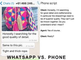 What Does Good Customer Service Mean To You Whatsapp The Future Of Customer Service