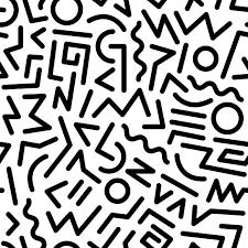 Vector Patterns Stunning Seamless Pattern 48s Vector Graphic Patterns Creative Market