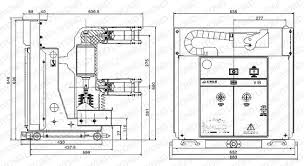 switchgear wiring diagram switchgear image wiring 12kv embedded poles indoor hv vacuum circuit breaker on switchgear wiring diagram