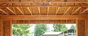 garage door headerResidential Construction  APA  The Engineered Wood Association