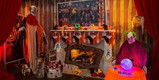 office halloween decorations scary. Creepy Carnival Decorations Clown Props Party Office Halloween Scary 0