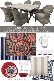 Sears Canada Bedroom Furniture My Favorites From The New Debbie Travis Line At Sears Canada